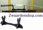 Scherpe samurai zwaarden
